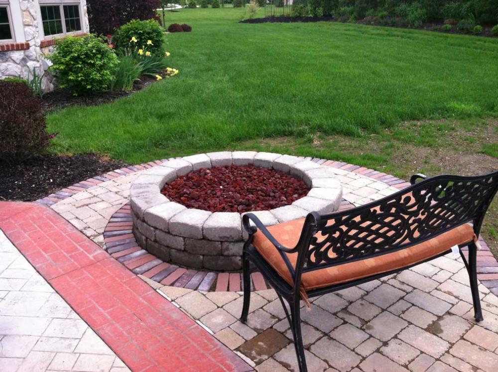 hardscape design build dover landscaping